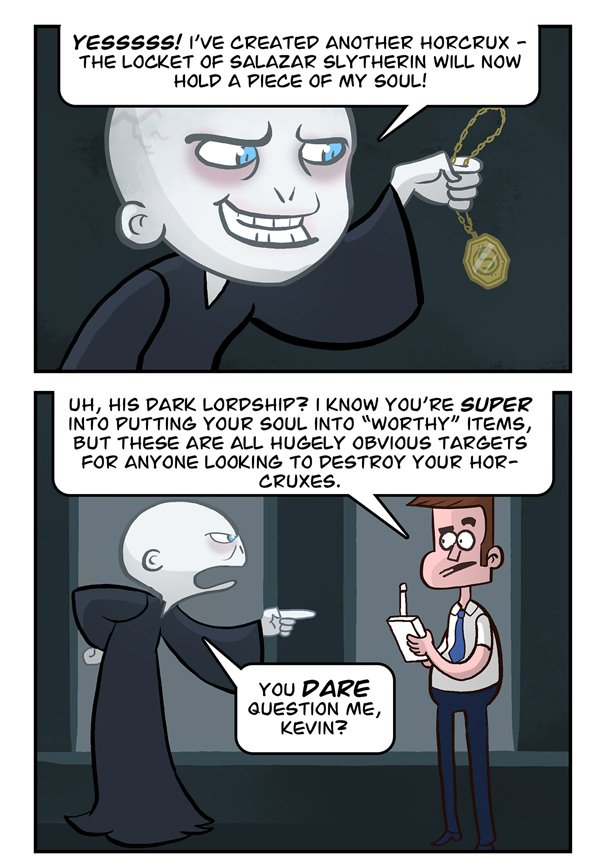 Throwback Tuesday – The Last Horcrux (2014-02-05)