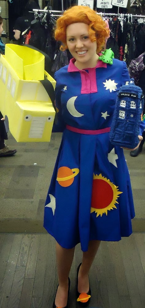 Magic School Bus Planets Costume (page 4) - Pics about space