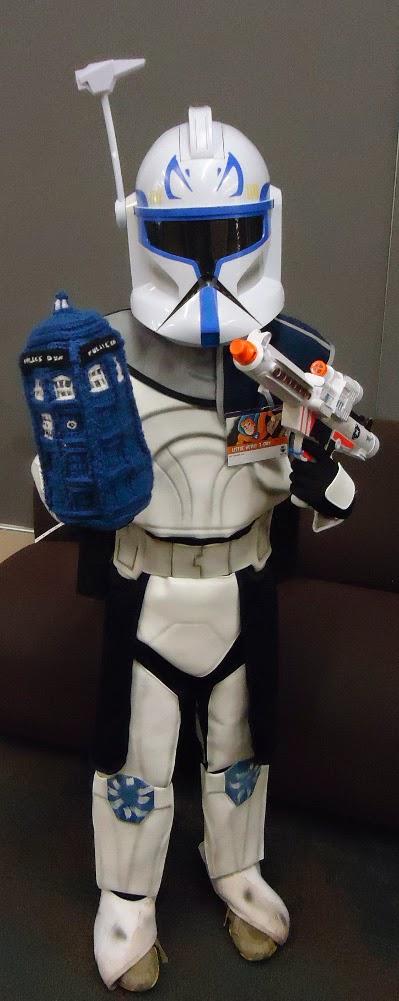 Stormtrooper alert!