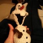 Stuffed Olaf - $40