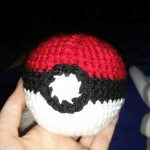 Stuffed Poké Ball - $20