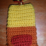 Autumn Coloured Hat Cell Phone Case - $20