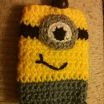Minion Cell Phone Case - $20