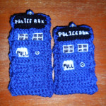 TARDIS Cell Phone Case - $30