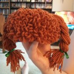 Cabbage Patch Hat - $30
