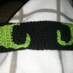 Toothless Headband - $20