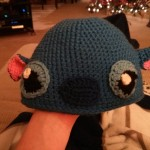 Stitch Hat - Infant $30/Child or Adult $40