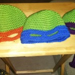 TMNT Hats - Adult/Child $30 - Infant $20