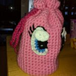 Pinkie Pie Dice Bag - $30