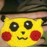 Pikachu Hair Clip - $5