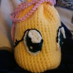 Fluttershy Dice Bag - $30