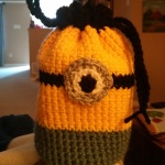 Minion Dice Bag - $30