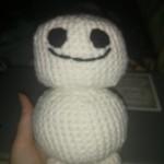Stuffed Snowgie - $40