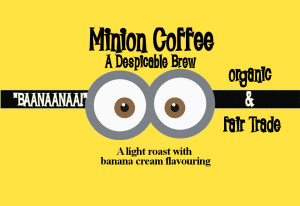 A Light Roast with Banana Cream Flavouring
