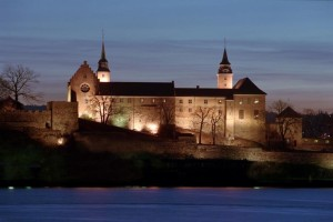 Akershus Fortress picture from www.visitolso.com