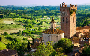 Italy's countryside, picture from www.telegraph.co.uk