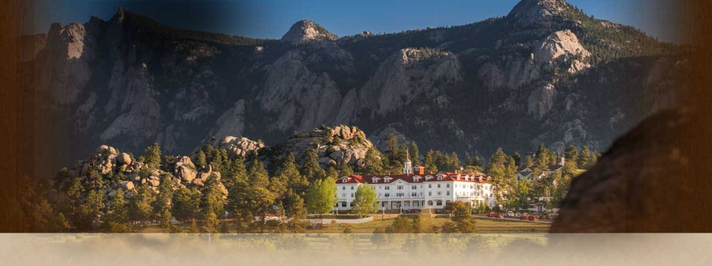 The Stanley Hotel. Image from www.stanleyhotel.com