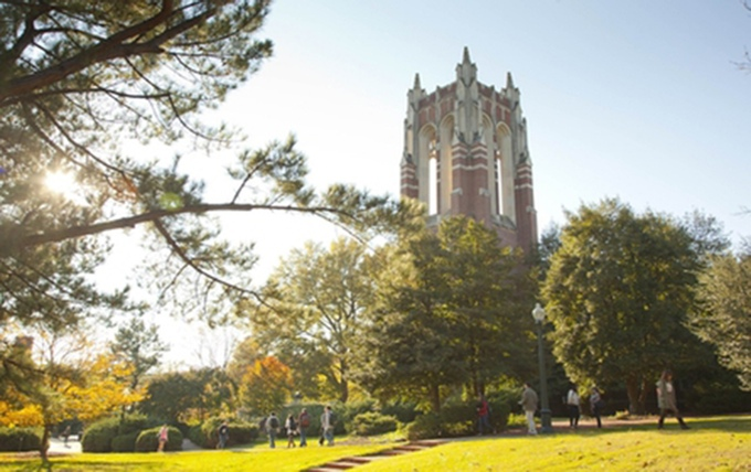 University of Richmond campus. Image taken from https://www.kickstarter.com/projects/nwmagischola/new-world-magischola-a-college-of-wizardry-larp/description