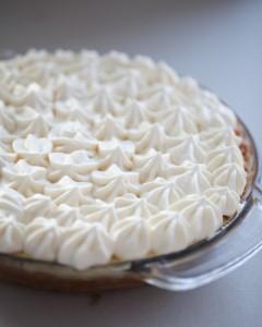 Representing cunilingus: a cream pie.