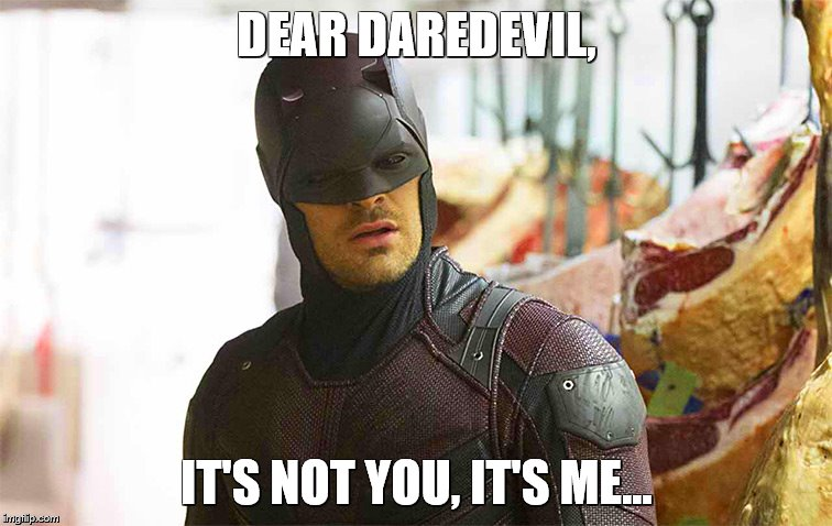Dear Daredevil