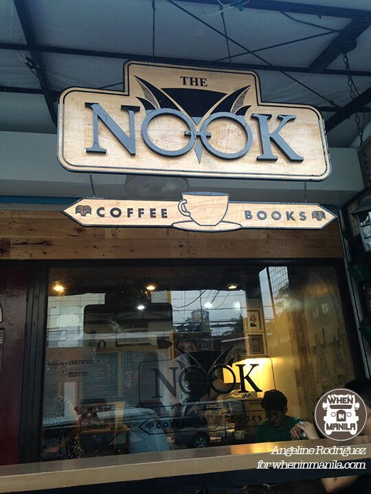 The Nook Cafe in Manila. Image from aminoapps.com
