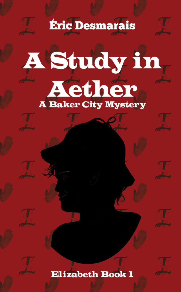 Elizabeth Coderre has always known that there was something strange about her home town, Baker Ontario, but it isn't until her English teacher disappears that she starts to find out how strange. Getting through classes, killer kitten swarms, and bullies are going to be the easy parts of surviving at Sir Arthur Conan Doyle High. Elizabeth and her best friends, Jackie and Angela, are up to the challenge… they hope.