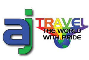 AJ Travel Logo
