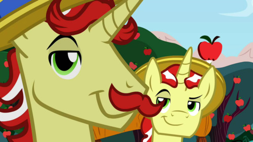 Flim Flam Brothers from My Little Pony Friendship is Magic