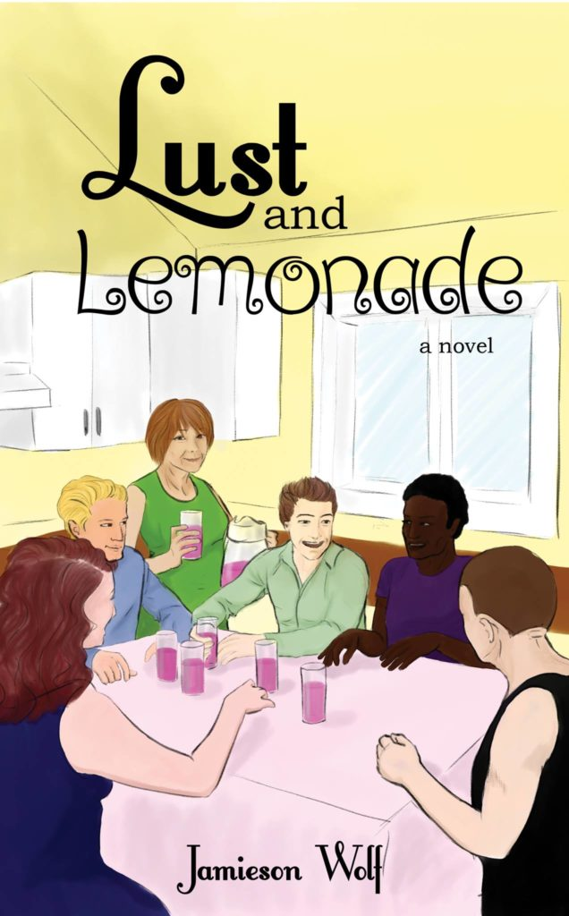 Lust and Lemonade can be purchased through Renaissance Press