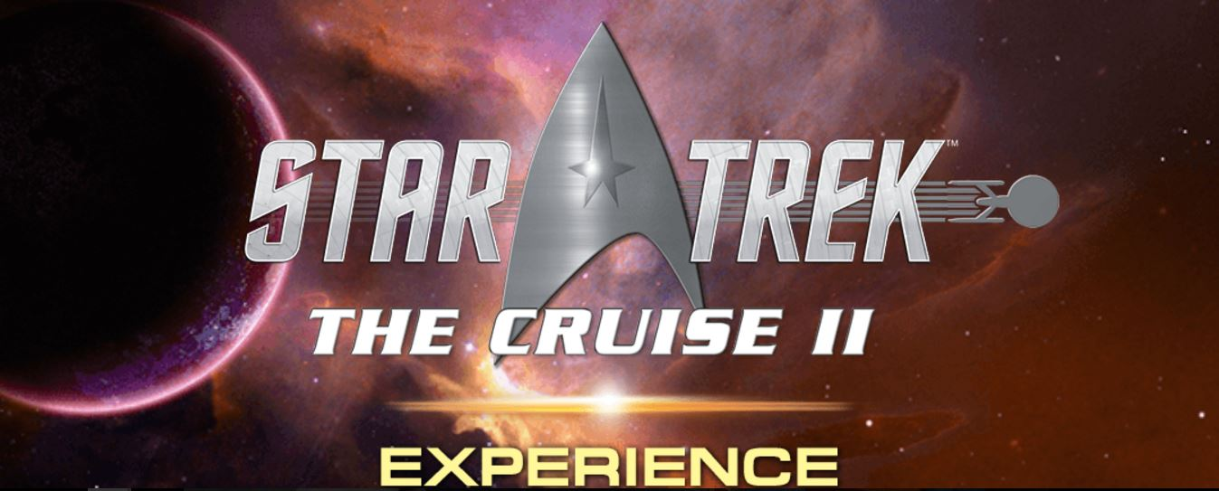 Image from Star Trek the Cruise.