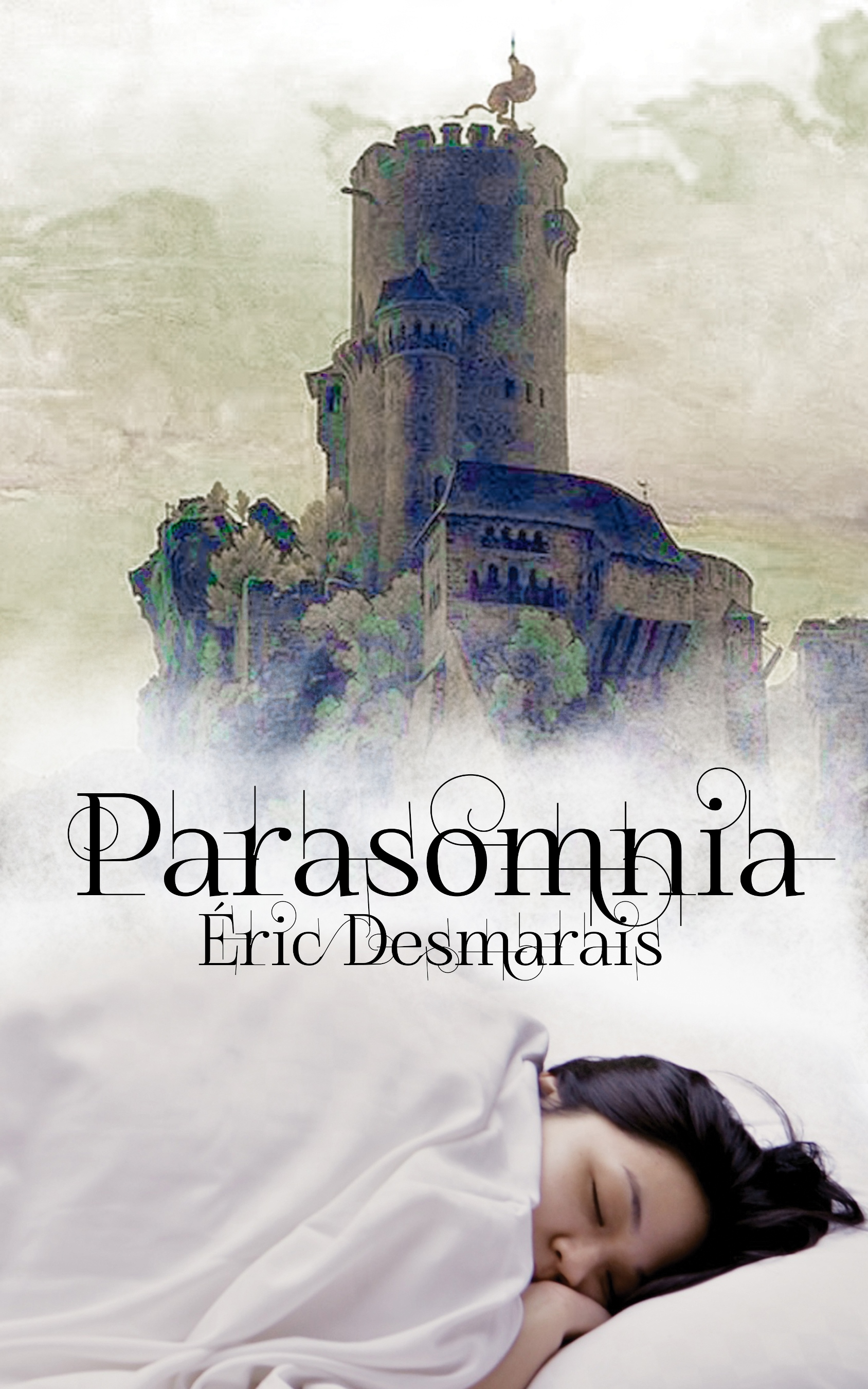 parasomnia ebook cover