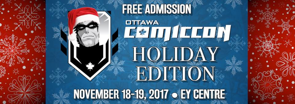 Comic Con Holiday Edition 2017