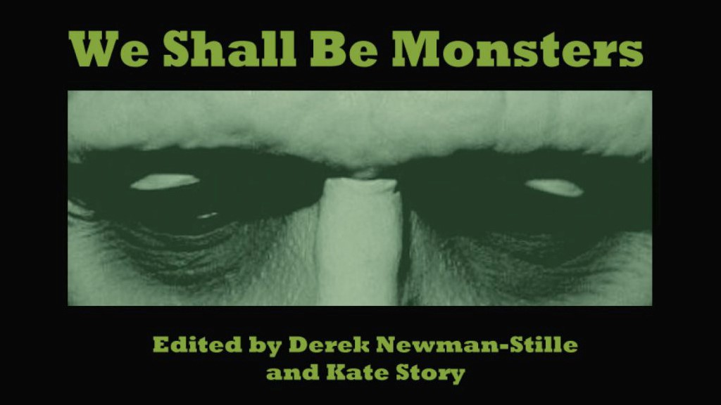 Recommendation Thursday – We Shall Be Monsters – Mary Shelley's Frankenstein 200 years on