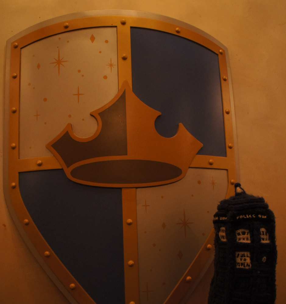 Shield and Crown