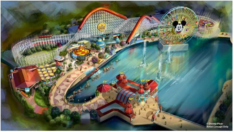 New Disney Updates