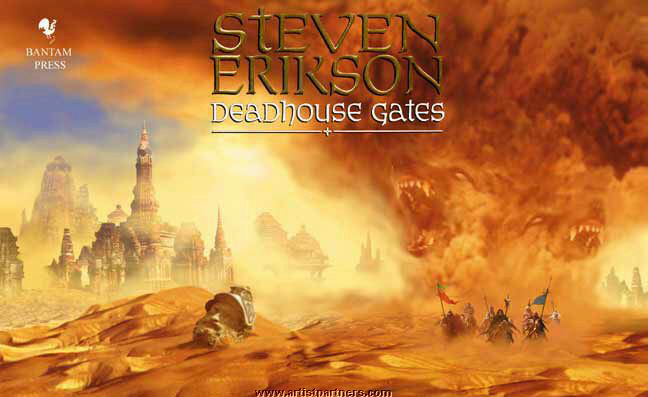 Deadhouse Gates by Steven Erikson– Book Review