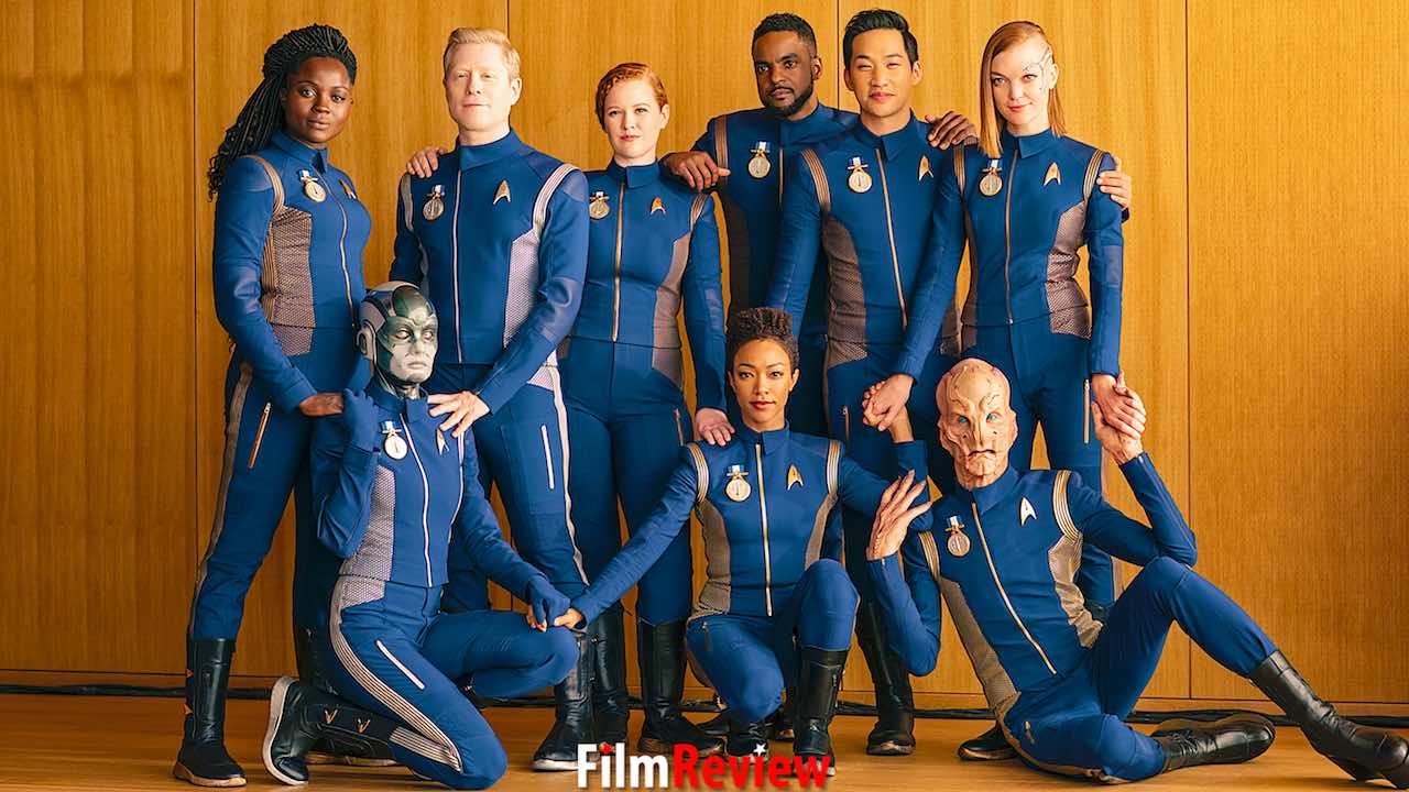 Star Trek: Discovery; I finally finished it