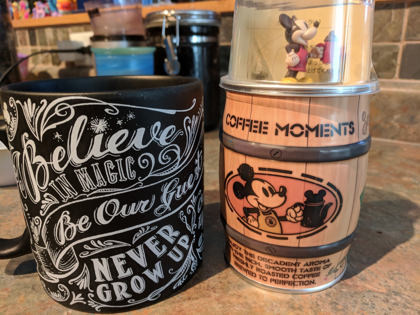 Disneyland Tokyo Instant Coffee