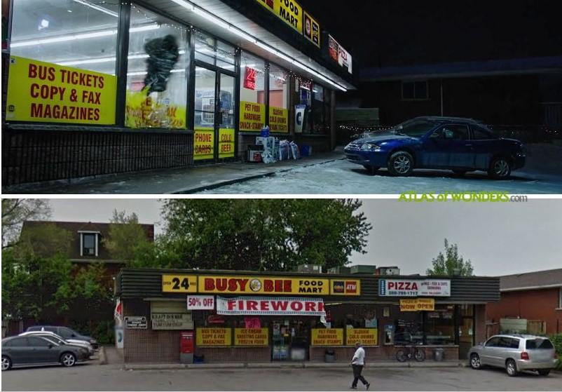 Shazam film locations