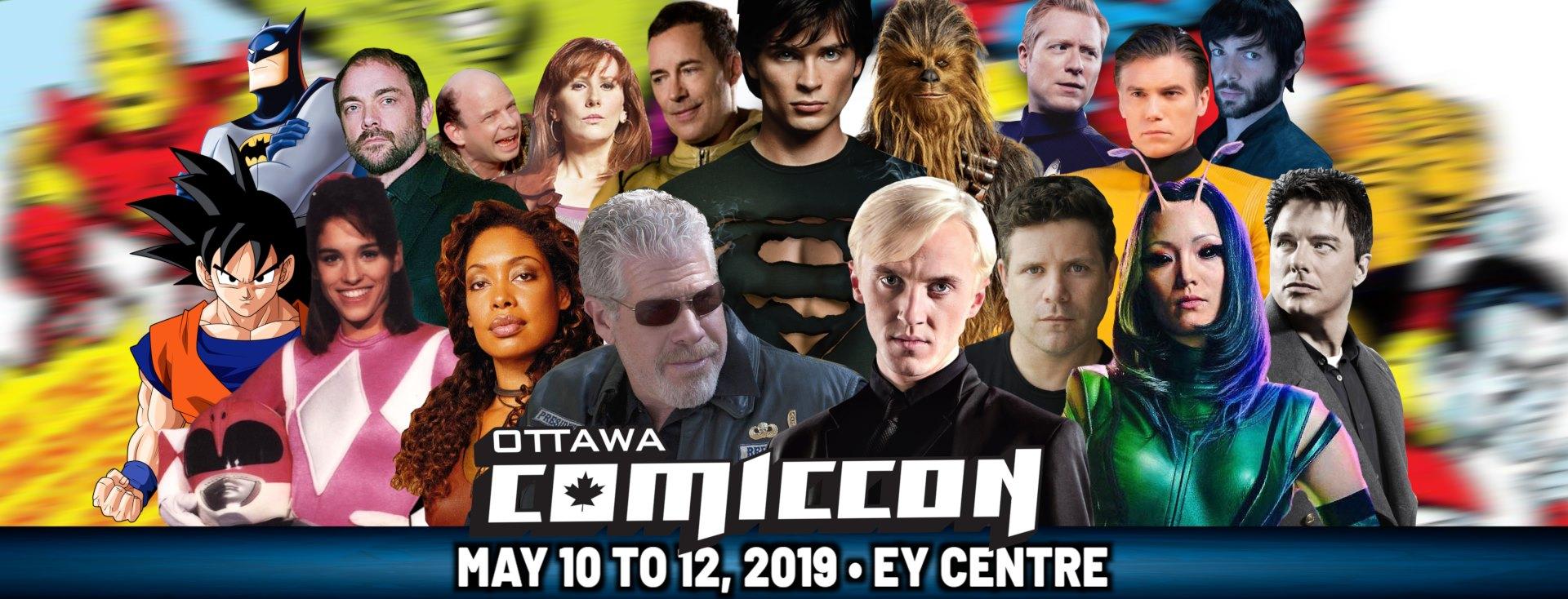 Ottawa Comiccon 2019