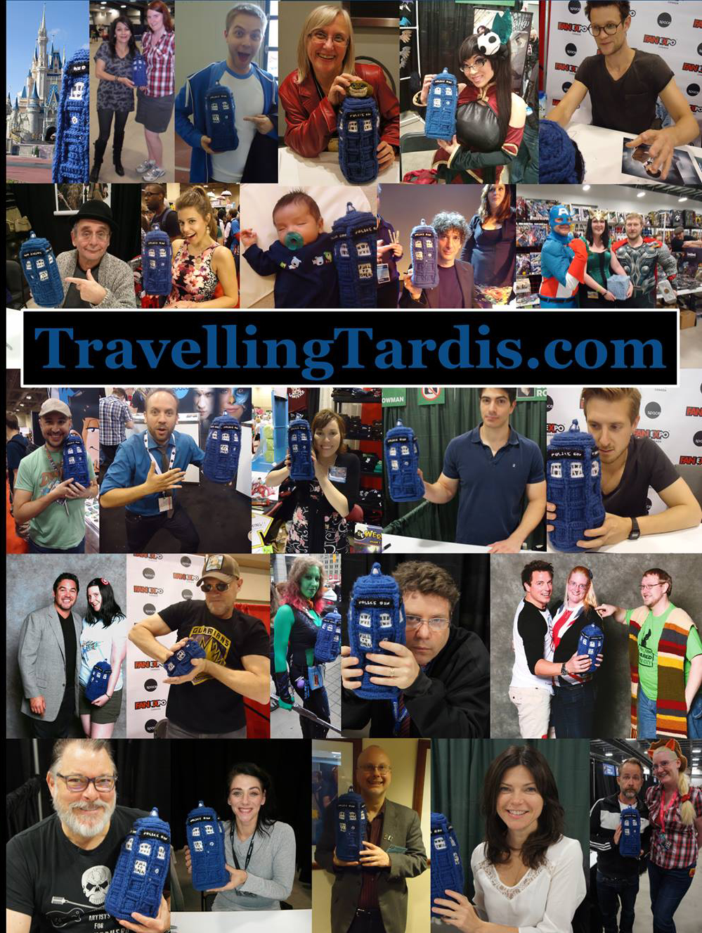 The Sign of Faust and Travelling TARDIS Nominated for Aurora Awards