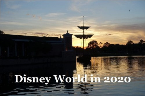 Disney World 2020