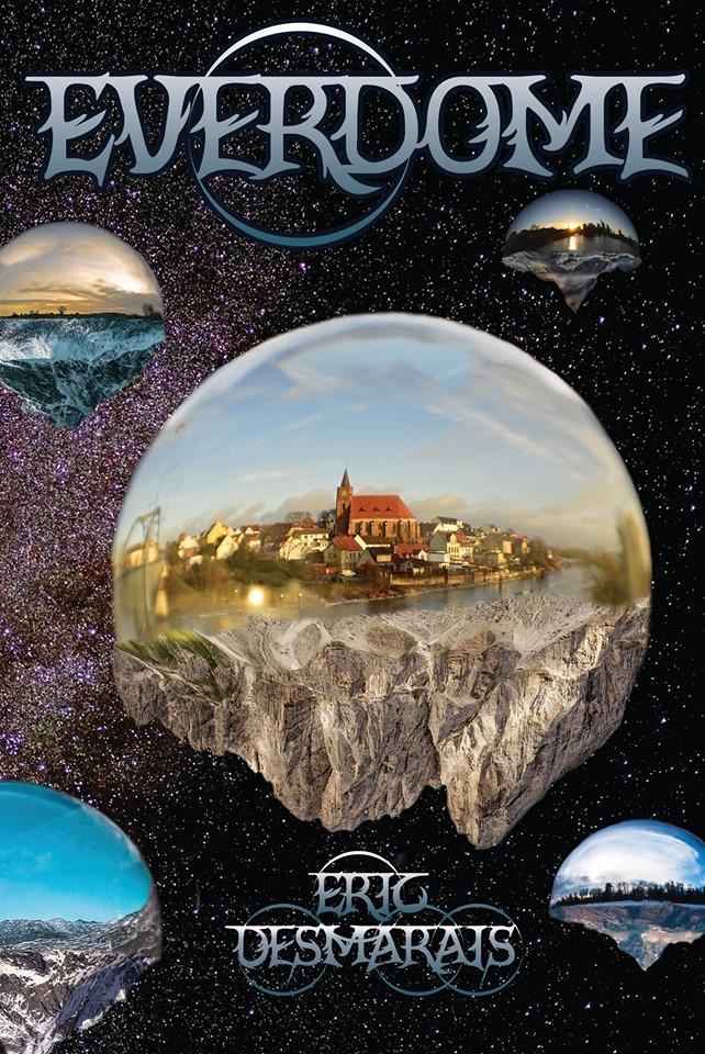 Everdome Cover Reveal
