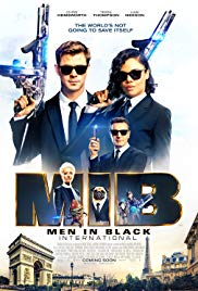 Men in Black: International – spoiler free