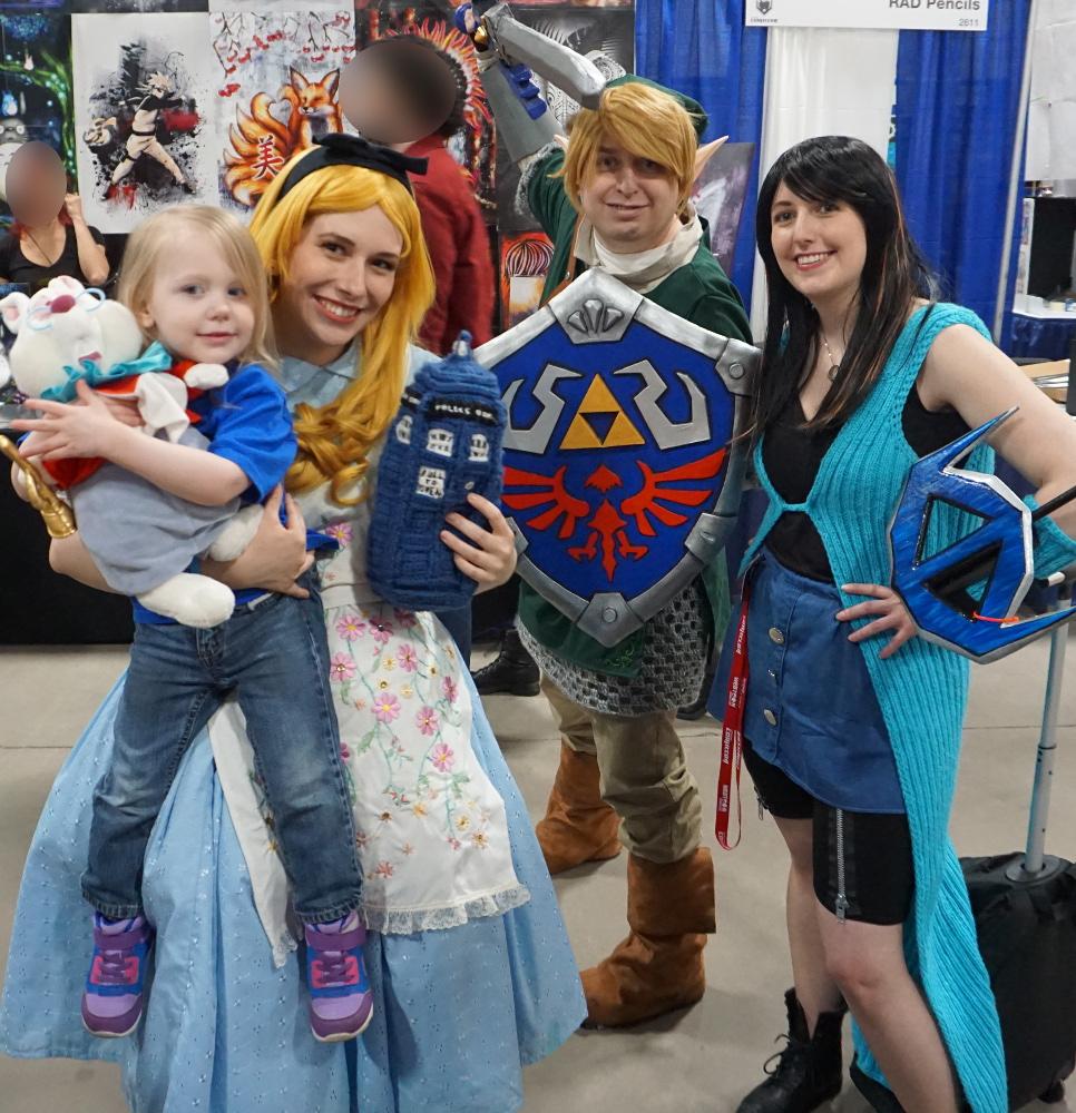 Alice meets Video Games